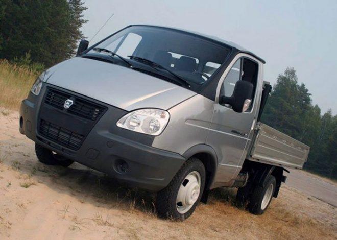 Технические особенности ГАЗели 3302