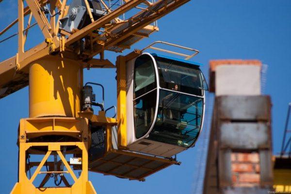 Правила управления башенным краном