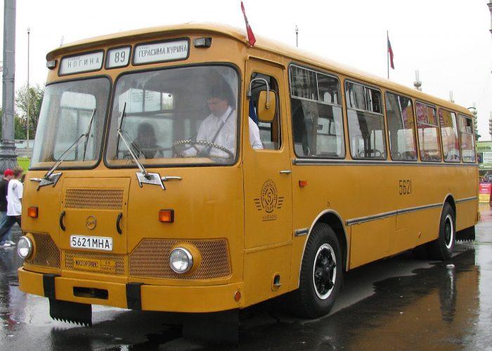 Автобусы «ЛиАЗ»