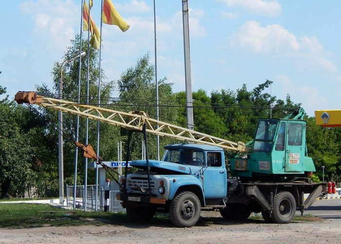 Автокран КС-2561К-1