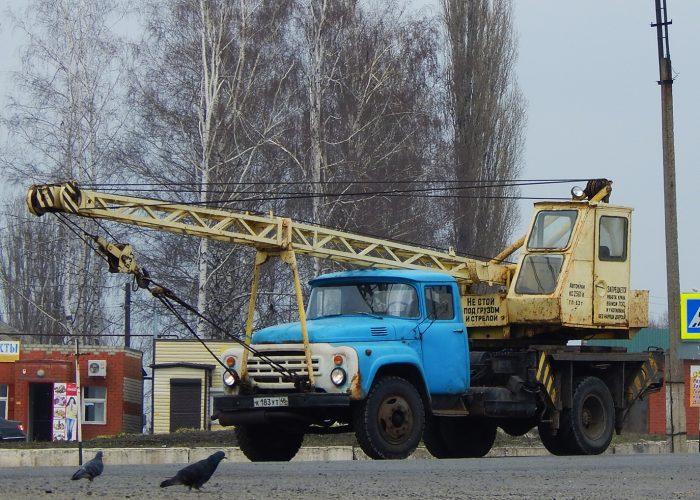 Автокран КС-2561К