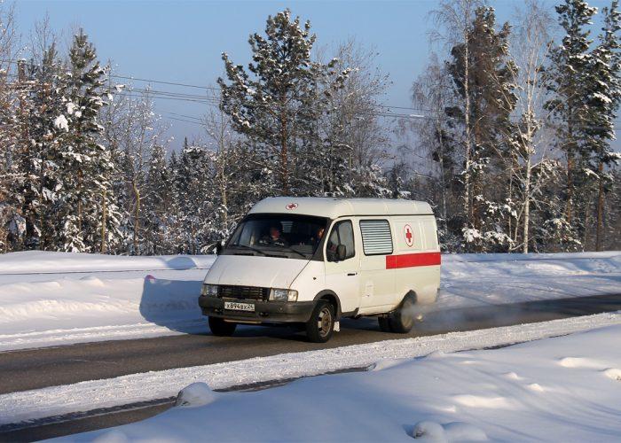 Автомобиль скорой помощи ГАЗ-2705