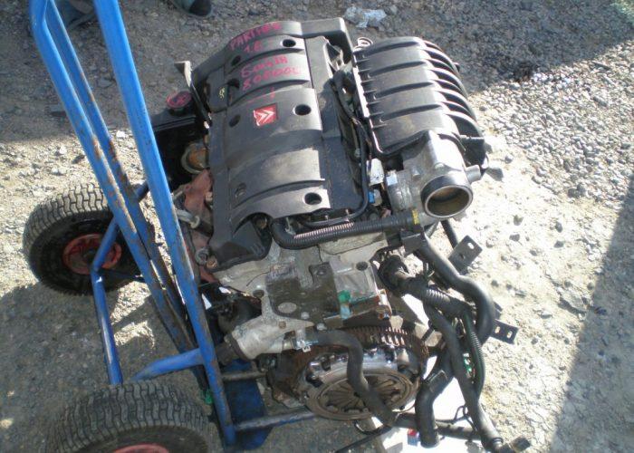 Бензиновый двигатель Peugeot Partner