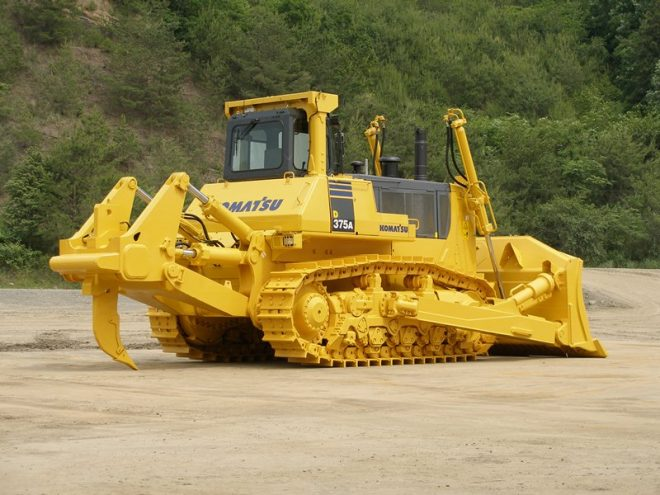 Бульдозер Komatsu D375A-5