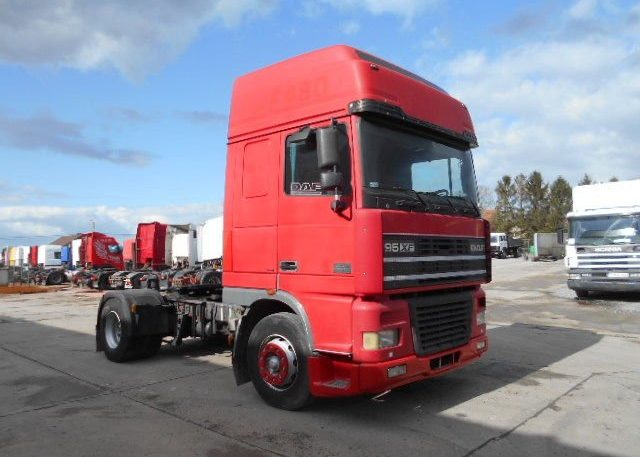 Daf 95xf с кабиной Super Space Cab