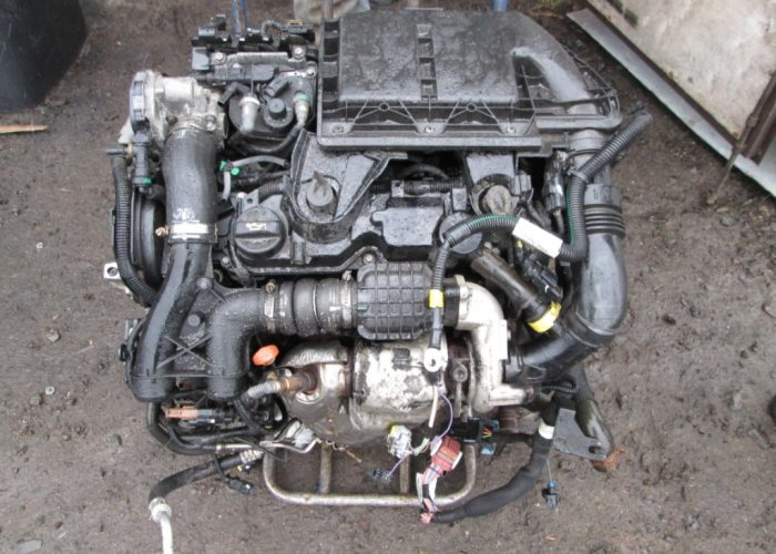 Дизельный двигатель Peugeot Partner