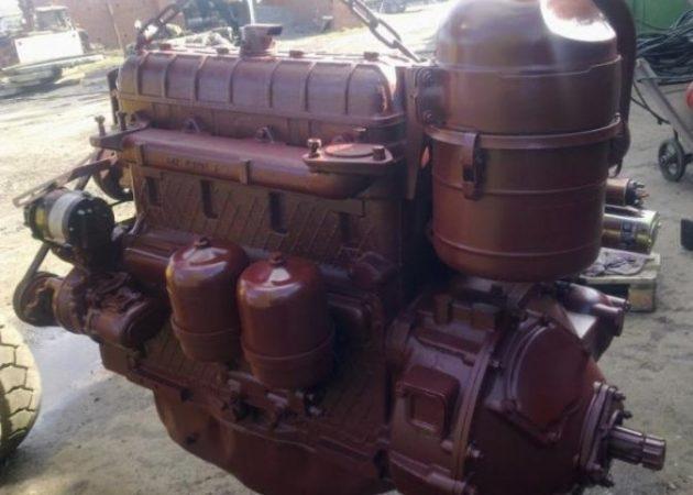 Двигатель А-41