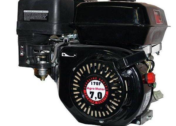 Двигатель Агромотор