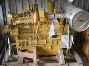 Двигатель Cat 3066 ATAAC