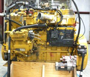 Двигатель Caterpillar 3126B