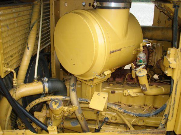 Двигатель Caterpillar D6R