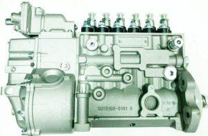 Двигатель Cummins L360 евро 2