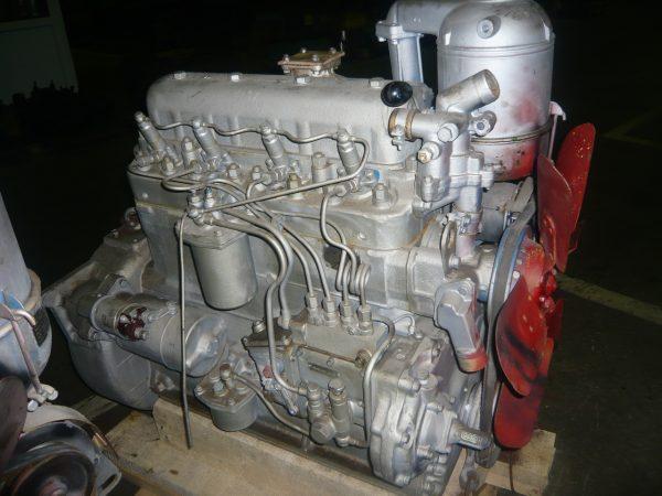 Двигатель Д 65 к трактору ЮМЗ