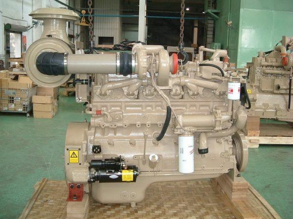 Двигатель NTA855-C280