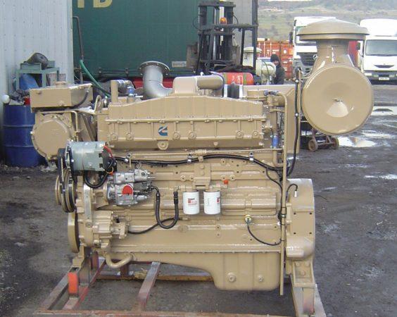 Двигатель NTA855-C360