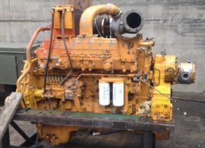Двигатель SA6D14OE-2