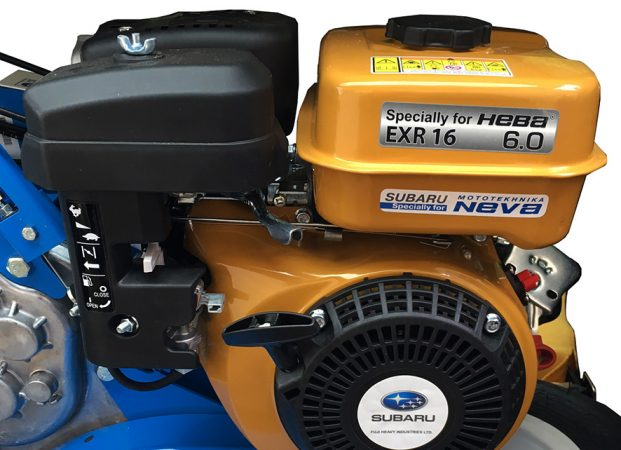 Двигатель Субару на мотоблок