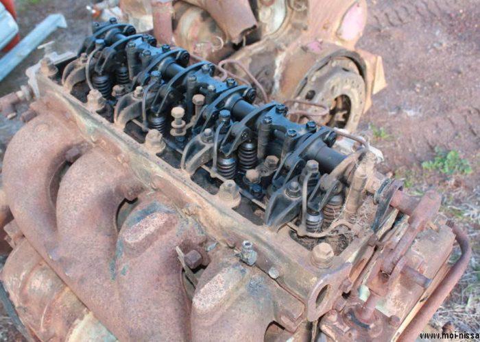 Двигатель УД-4