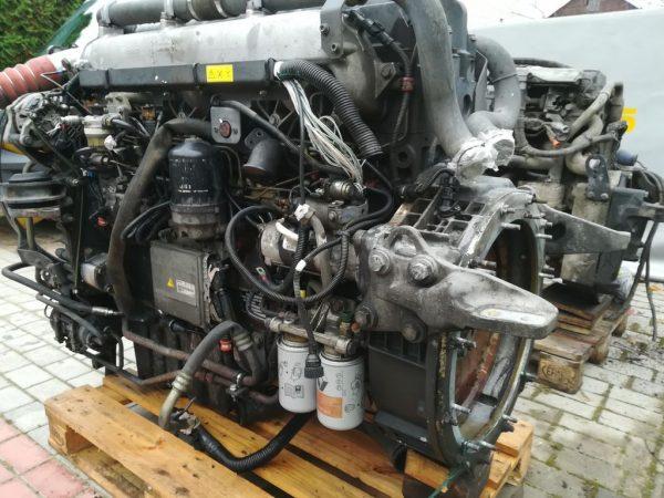 Двигатель ЯМЗ 650 для грузовика МАЗ-5440