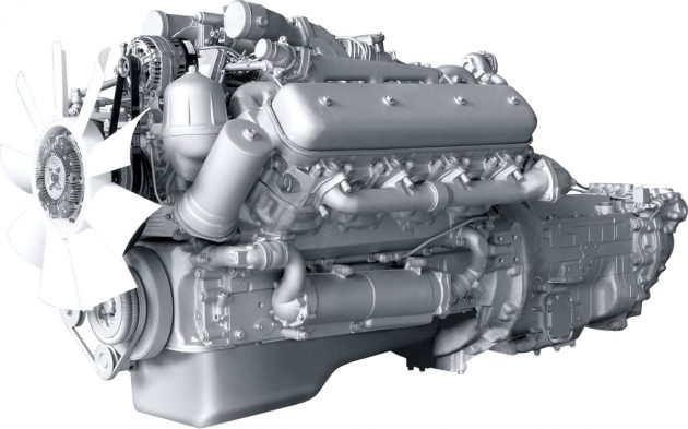 Двигатель ЯМЗ-6582.10