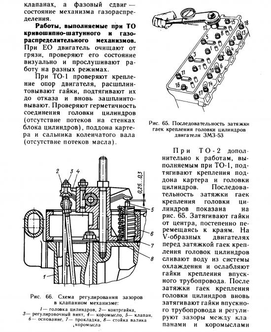 Двигатель ЗМЗ-53