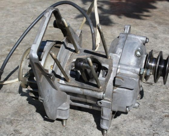 Двигатель мотоблока Крот