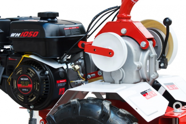 Двигатель на мотоблоке Вейма 1050