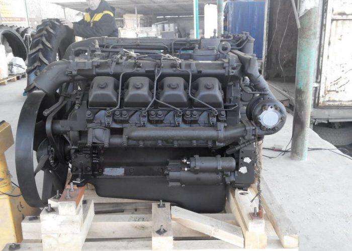 Двигатель серии 740.50-360