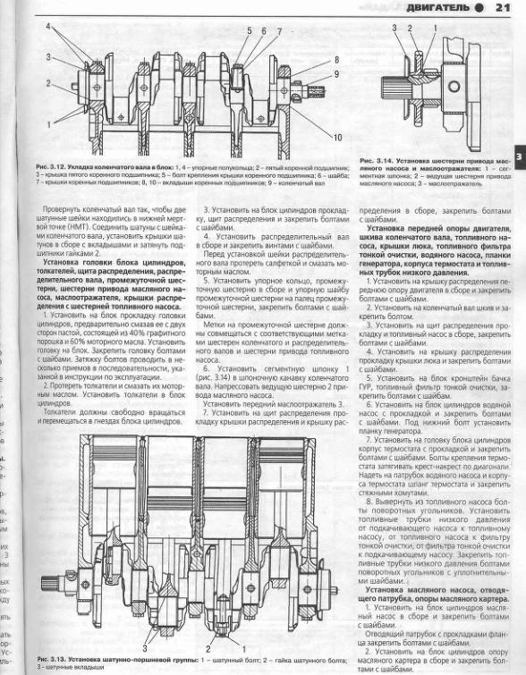 Эксплуатация, техническое обслуживание и ремонт ГАЗ 33104 Валдай