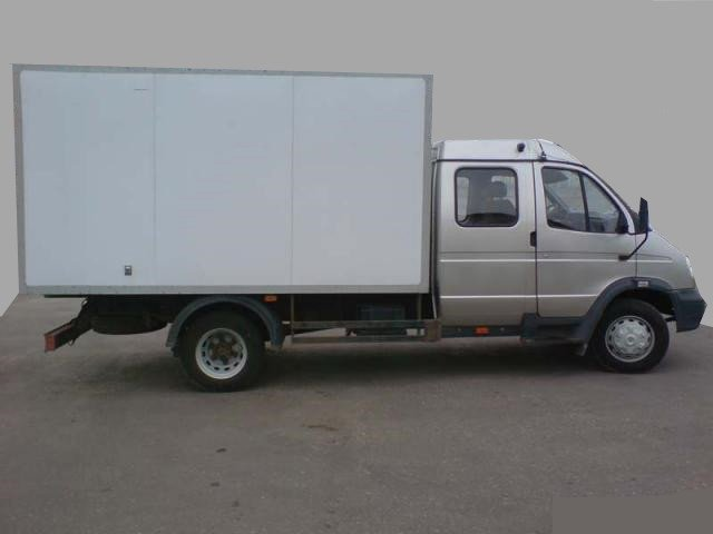ГАЗ 330232 (Фермер)
