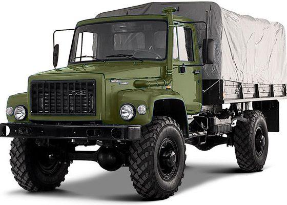 ГАЗ 33081-50
