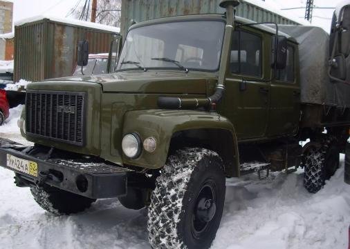 ГАЗ 33081