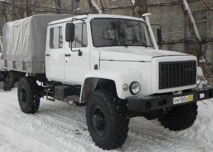 ГАЗ 33081 Егерь-2