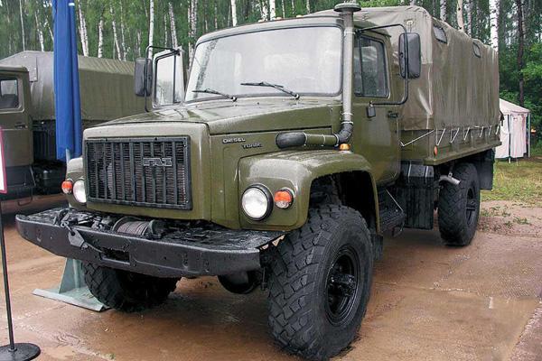 ГАЗ 33081 Садко