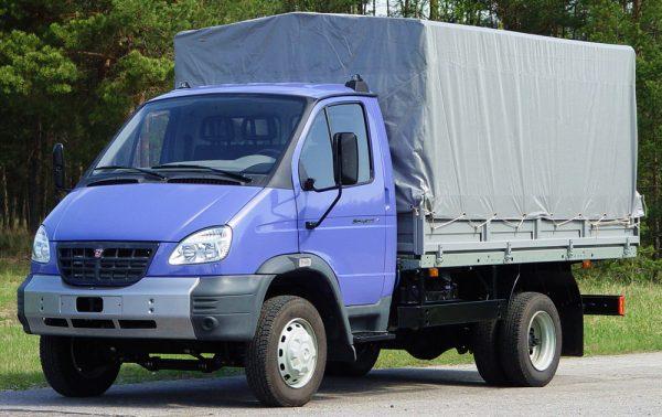 ГАЗ-33104 Валдай