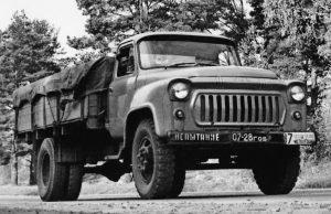 ГАЗ-53 — история модели