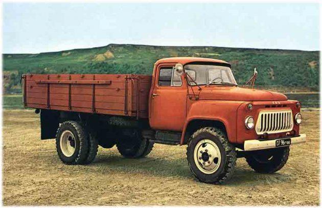 Грузоподъемность ГАЗ-53