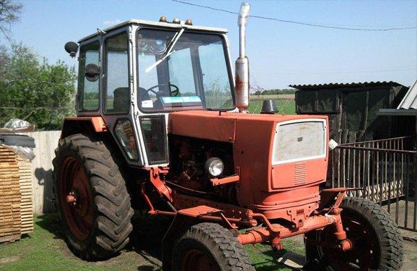 Характеристика трактора