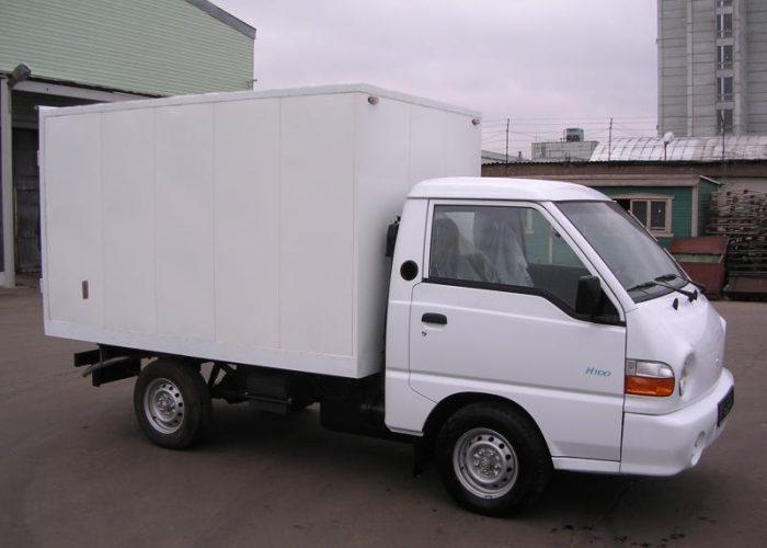 Hyundai Porter - фургон
