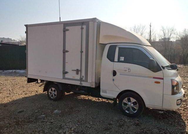 Hyundai Porter - фургон изотермический
