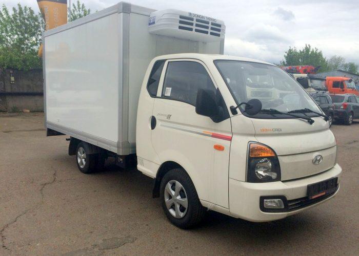 Hyundai Porter - фургон рефрижераторный
