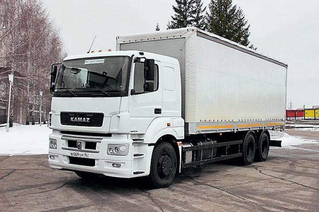 КАМАЗ до 8 тонн