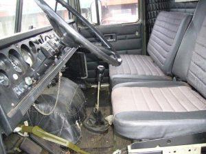 Кабина КрАЗ-260