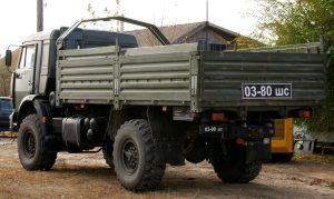 КамАЗ-4326 - бортовой