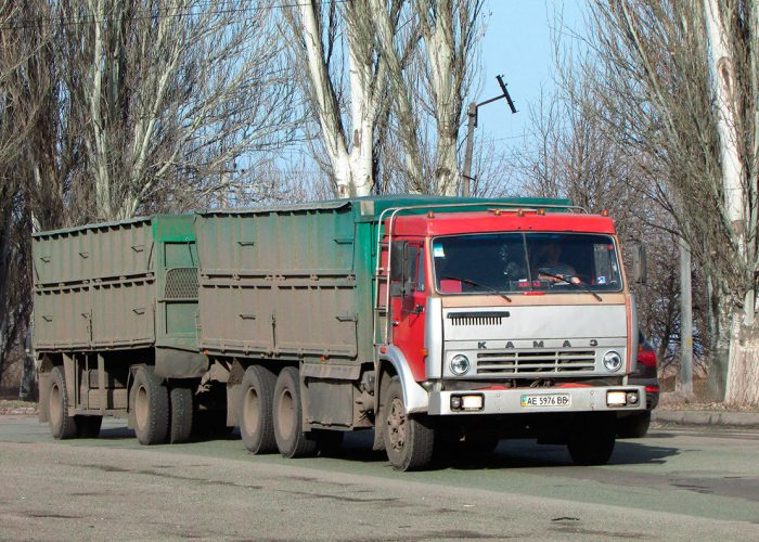 КамАЗ-53202
