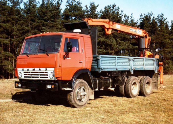 КамАЗ-53212 - внешний вид