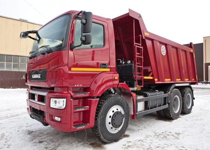 КамАЗ 6580