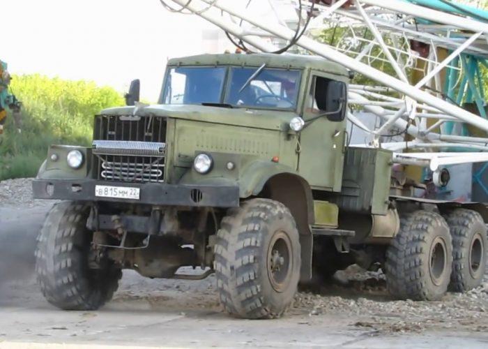 КрАЗ-255Д
