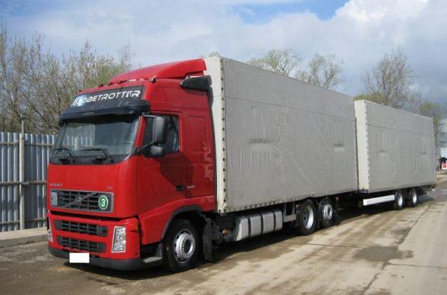 Крупнотоннажные грузовики