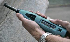 Механические способы проверки бетона на прочность